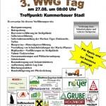 Plakat WWG Tag